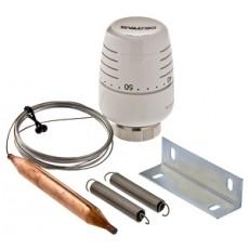 Термоголовка VALTEC, с выносным накладным датчиком, 20 - 60 С