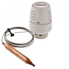 Термоголовка VALTEC, с выносным погружным датчиком, 20 - 60 С