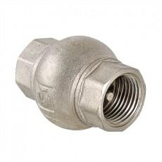 """Обратный клапан 3/4"""", латунный золотник, VALTEC"""