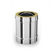 Ø130-180 Труба дымоходная 250 mm