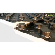 Полистерол 1100x800x38 (формованный с покрытием), VALTEC