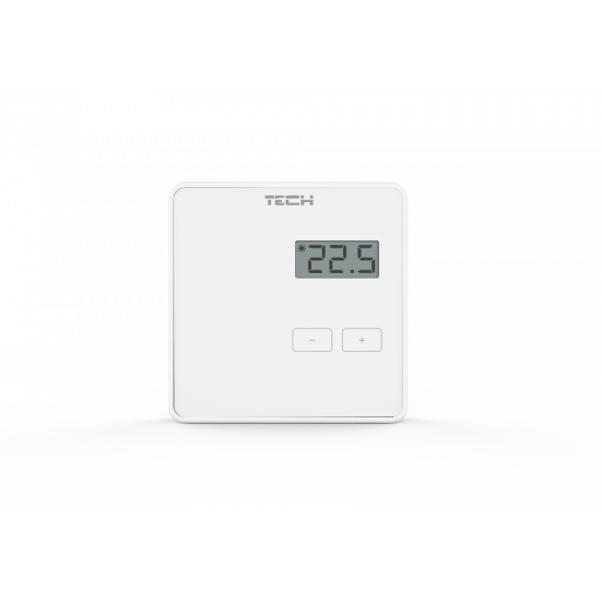 Tech ST-R-8B (White)